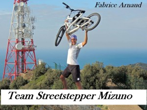 Team streetstepper Mizuno