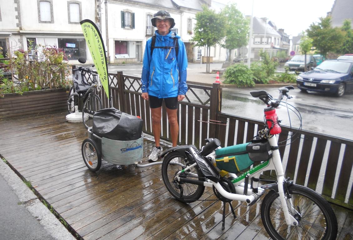 2 - Une traversée de la Bretagne pluvieuse