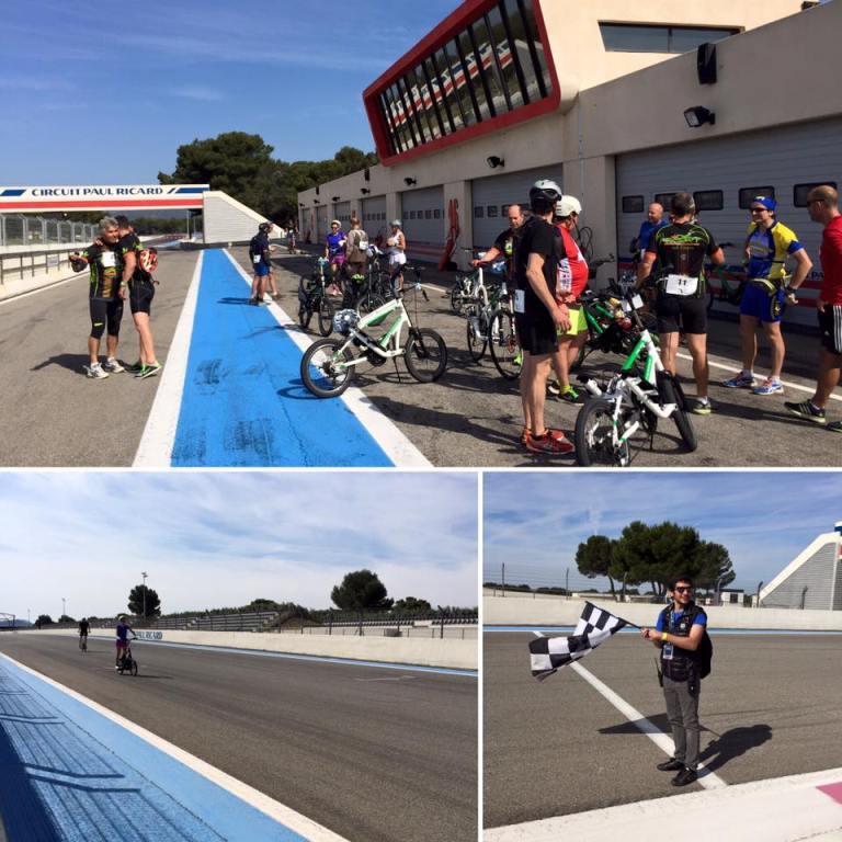 Reportage photos de la première course officielle en streetstepper 2016