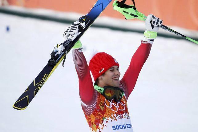 félicitations à Sandro Viletta pour sa médaille d'or à Sotchi!