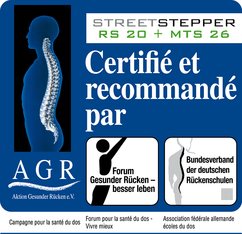 label de qualité de l´AGR